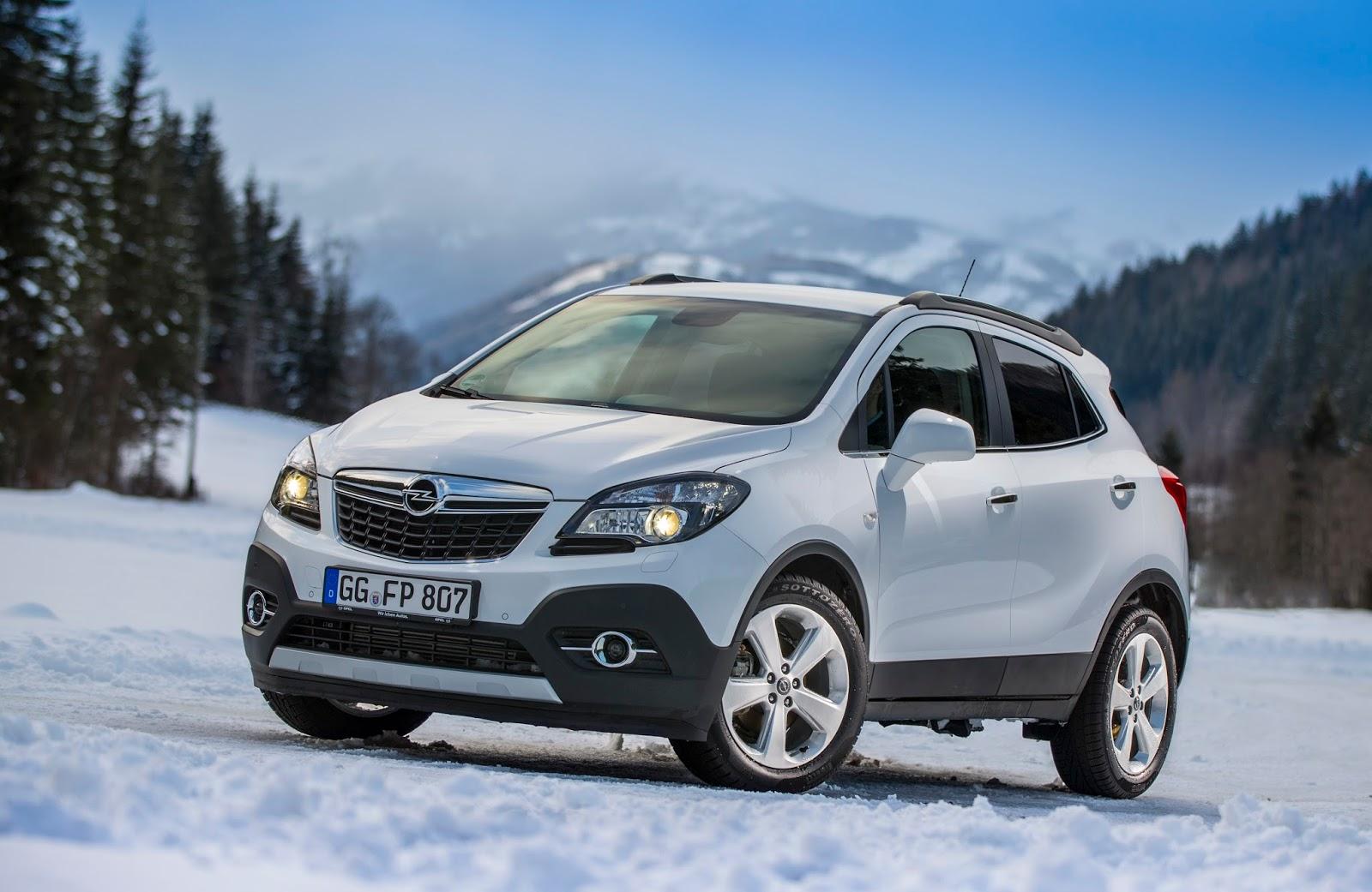 Opel Mokka 289222 Στις 500.000 Έφτασαν οι Παραγγελίες για το Opel Mokka Opel, Opel Mokka, Sales, SUV