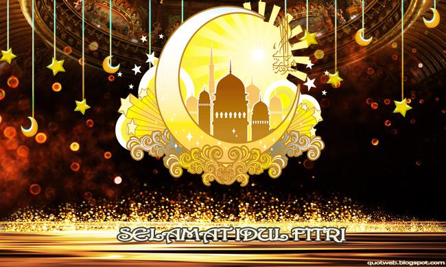 Kumpulan Ucapan Selamat Hari Raya Idul Fitri 1441h 2020 Quotweb