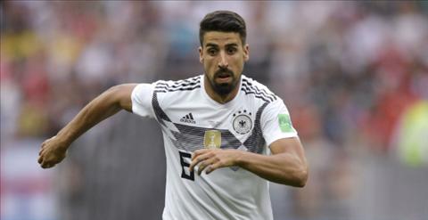 Quan điểm của Khedira về tuyển Đức tại World Cup 2018