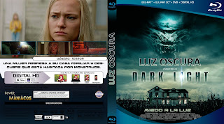 CARATULA LUZ OSCURA-DARK LIGHT 2019[COVER BLU-RAY]