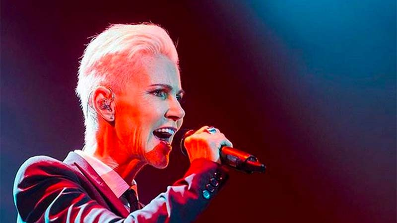 Marie Fredriksson, Vokalis Roxette Meninggal Dunia
