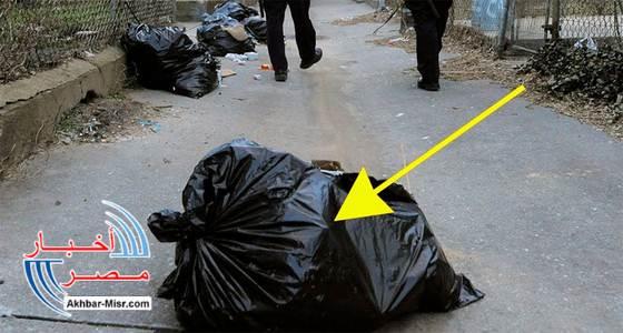 حركة في كيس القمامة