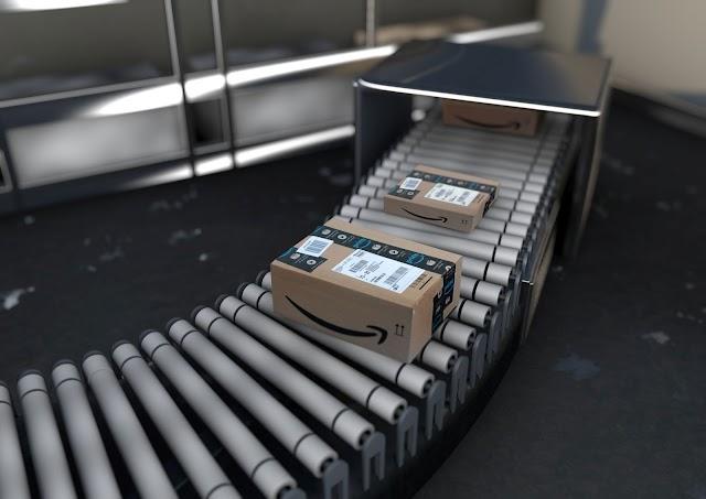 Amazon e o novo CD de 100.000 M² quadrados no Brasil