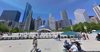 Millennium Park is a public park in Chicago