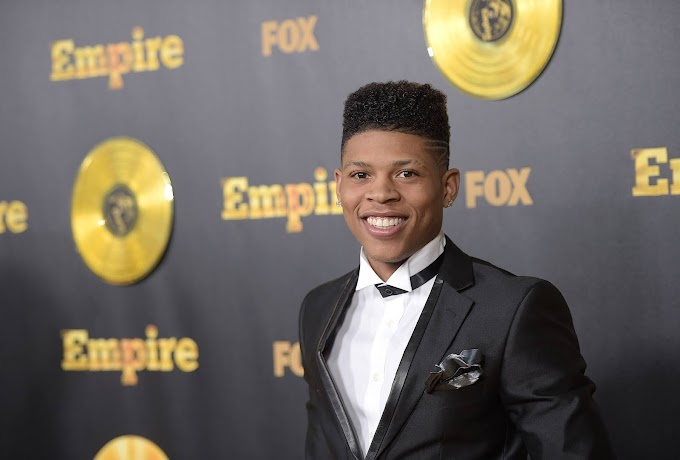 'Empire' actor Bryshere Gray arrested for assaulting his wife