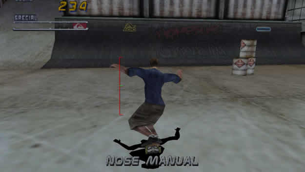 Tony Hawk's Pro Skater 2 - On this day
