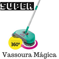 Super Vassoura Mágica