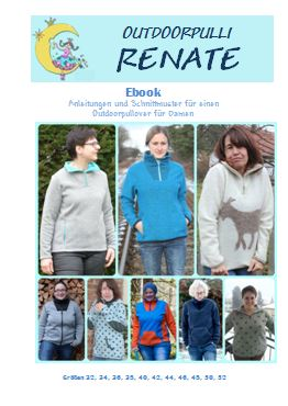 Ebook Outdoorpulli Renate