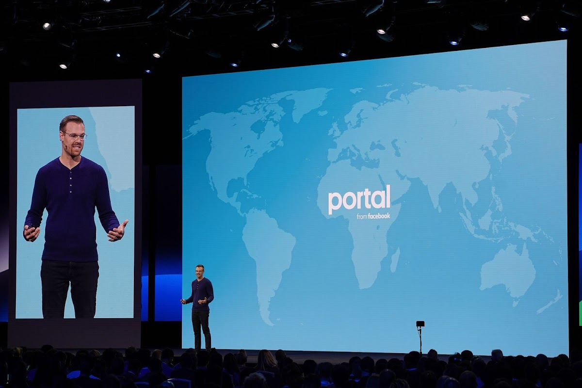 Facebook Portal Expands Internationally this Fall