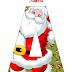 Alfabeto de Papa Noel.