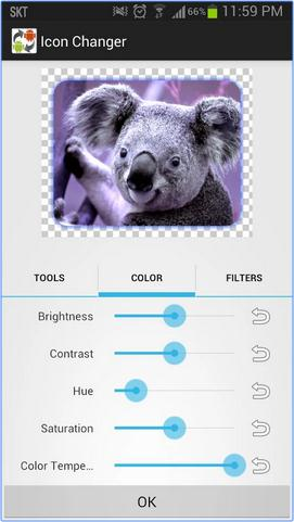 Merubah icon aplikasi Android