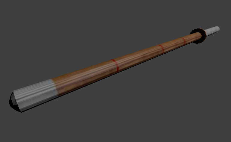 Kendo Stick for WR3D!