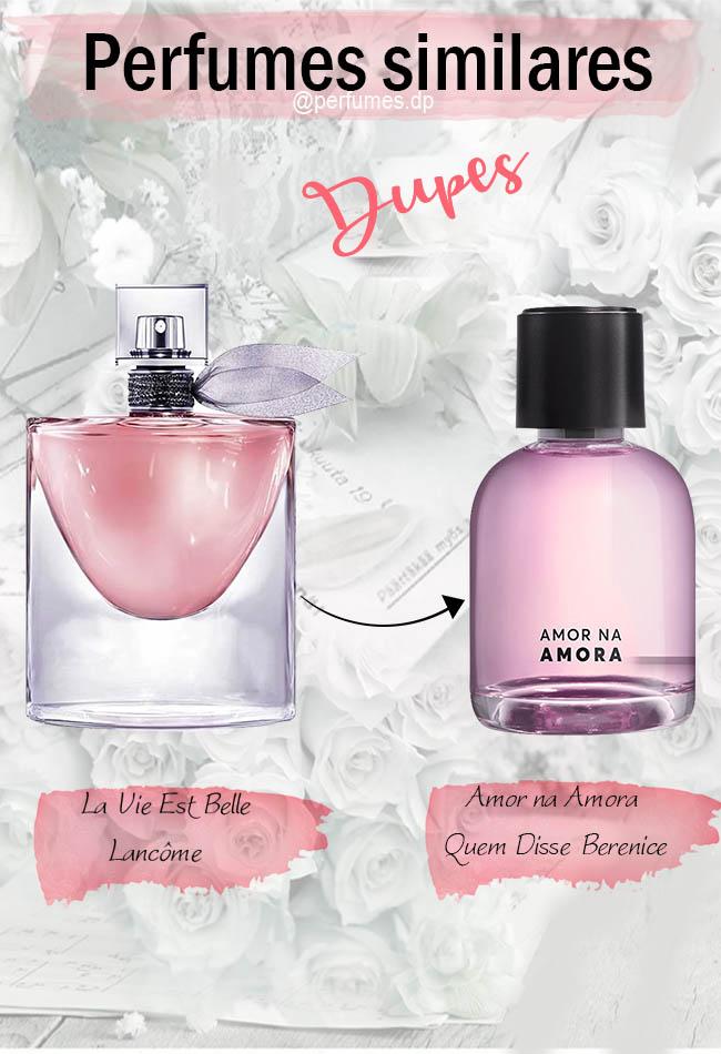 Dupes de perfumes