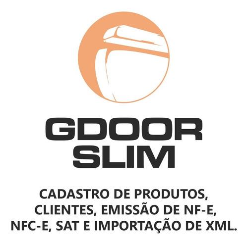 Automação: Gdoor Slim