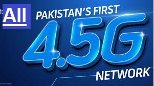 Zong Jazz Telenor warid 5g Internet packages