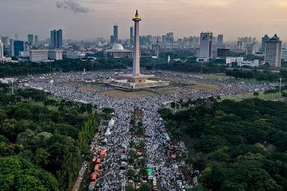 Pemprov DKI Jakarta Tak Ijinkan Monas Dipakai Lokasi Reuni 212
