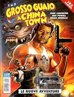 Grosso Guaio A Chinatown:  sequel a fumetti presto in Italia