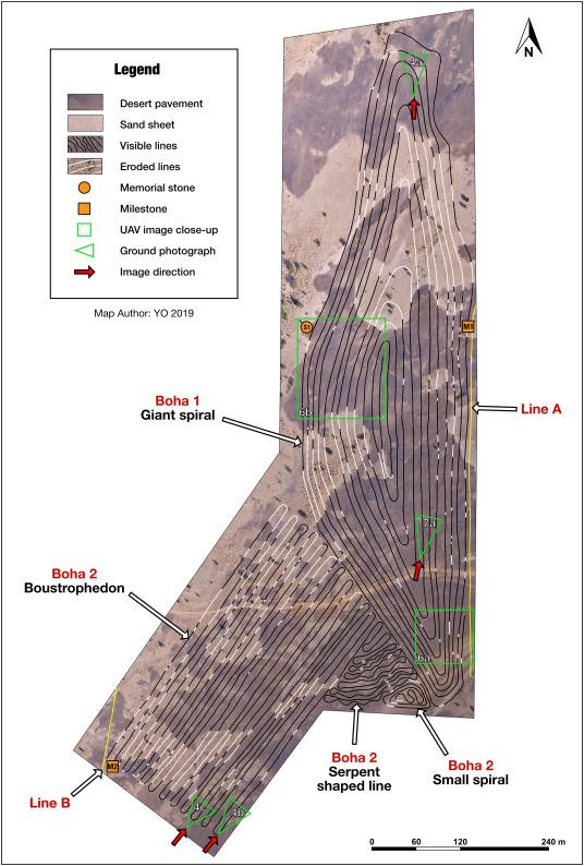 New geoglyphs discovered in Thar Desert