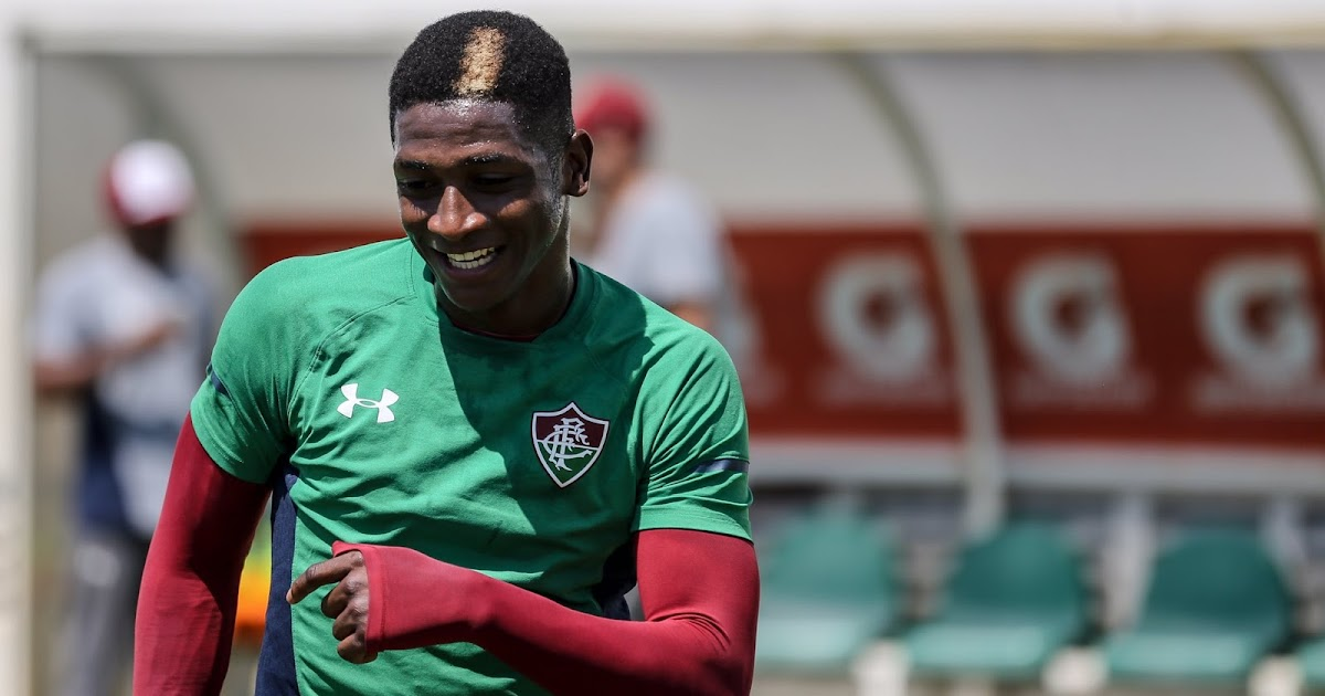 Yoni González com os números em queda e o jogo de hoje do Fluminense 074976e6275e0