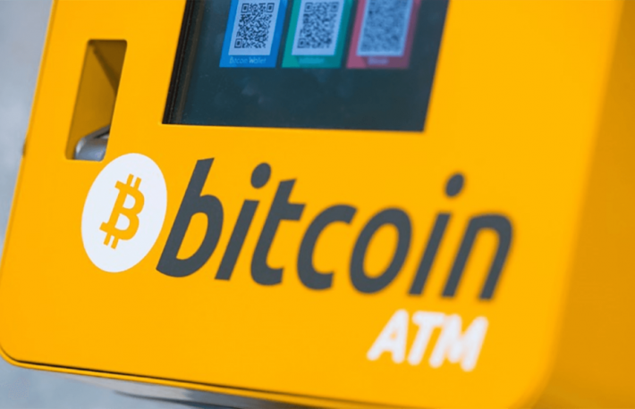 Bitcoin Depot Launches Over 350 New Crypto ATMs