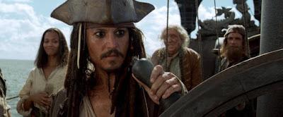 """""""Пираты Карибского моря: Проклятье Черной жемчужины""""  2003 г.  реж. Гор Вербински"""