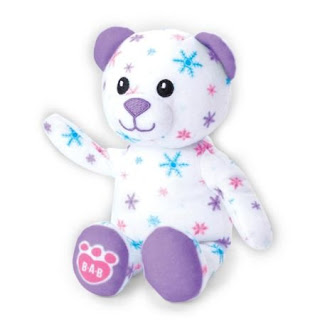 Build a Bear Kits Snowflake Bear Refill Pack for Build a Bear Station