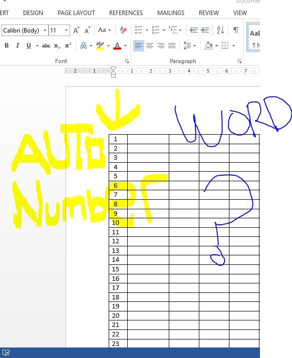 Cara Mengurutkan Nomor Di Excel : mengurutkan, nomor, excel, Membuat, Nomor, Secara, Otomatis, Neicy, Tekno