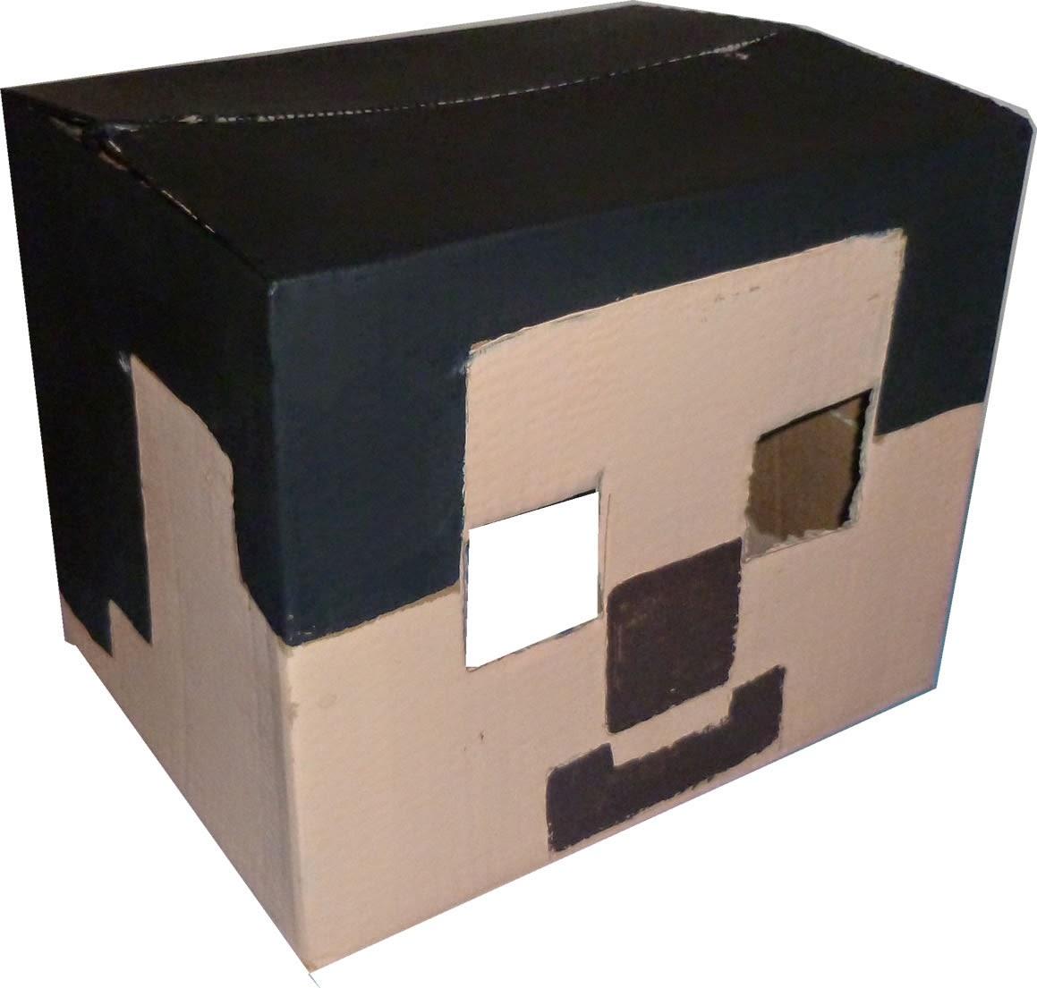 """MineCraft """"Steve"""" Mask"""