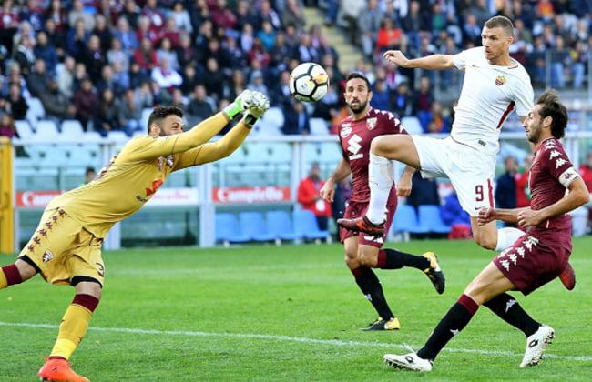 تقرير مباراة روما وتورينو الجوله الحادية والثلاثون الدوري الايطالي