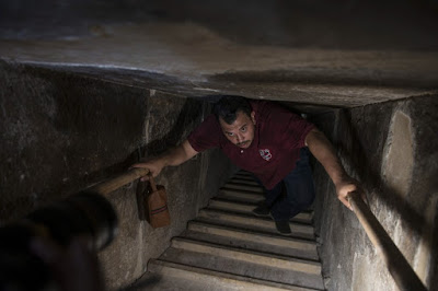Αίγυπτος: Ανοίγουν για το κοινό δύο αρχαίες πυραμίδες