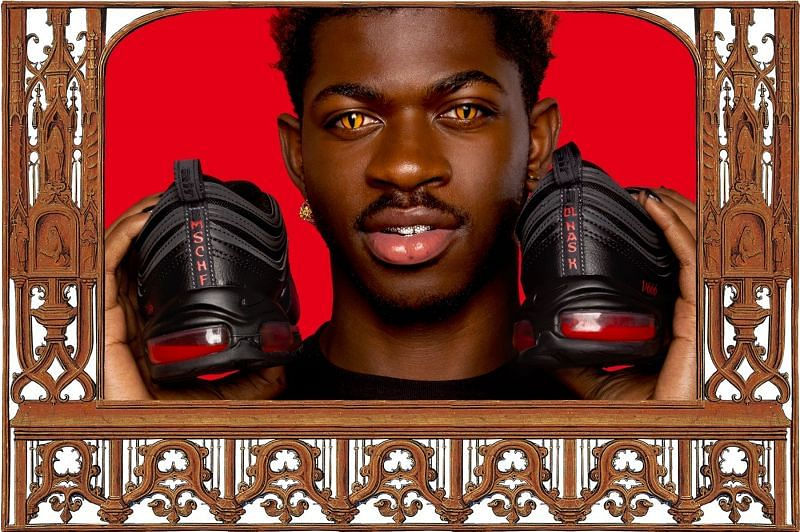 Satan Shoes Lil Nas X