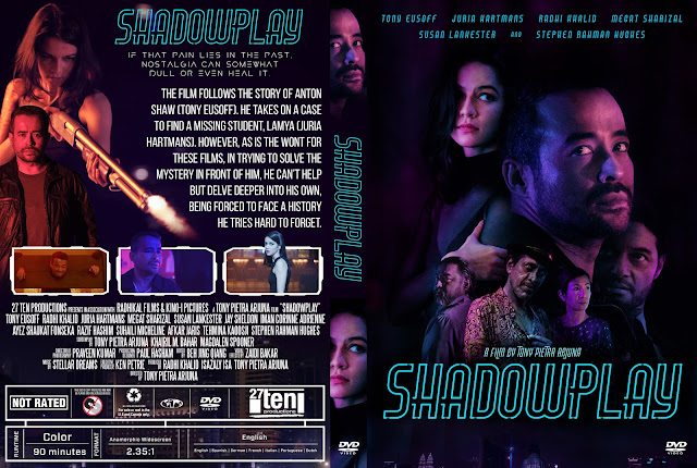 Shadowplay (2019) DVD Cover