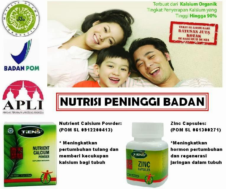 Obat Herbal China TIENS: OBAT TINGGI BADAN.COM SUSU