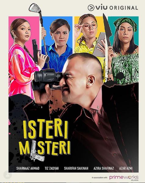 ISTERI MISTERI TV3