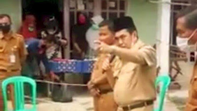 Viral, Video Wako AJB Kampanyekan Salah Satu Cawagub