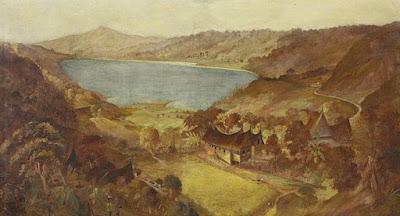 Lukisan karya Wakidi - berbagaireviews.com