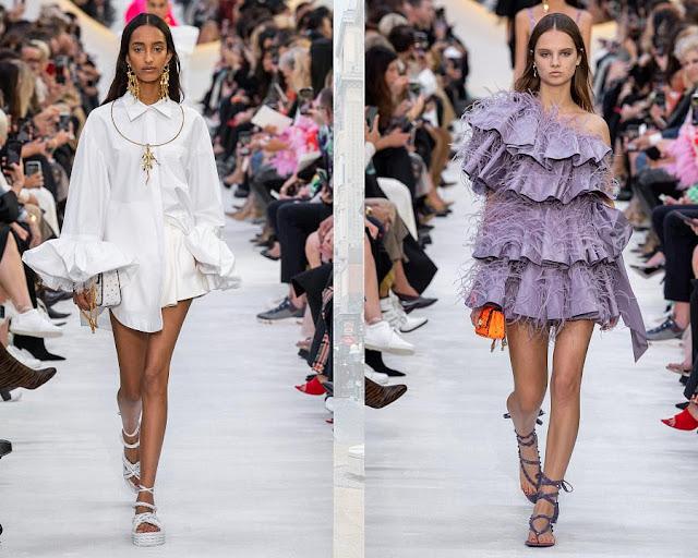 Тренды весна-лето 2020 в Париже 9