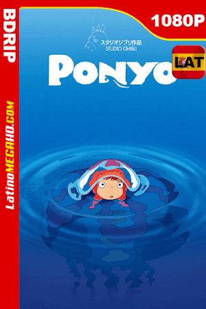 Ponyo (2008) Latino HD BDRIP 1080P ()