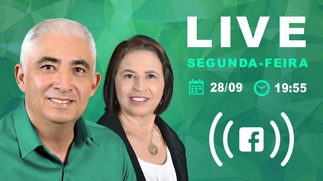 Pre-candidato a prefeito de Bom Jardim, Joao Lira, anuncia grande Live