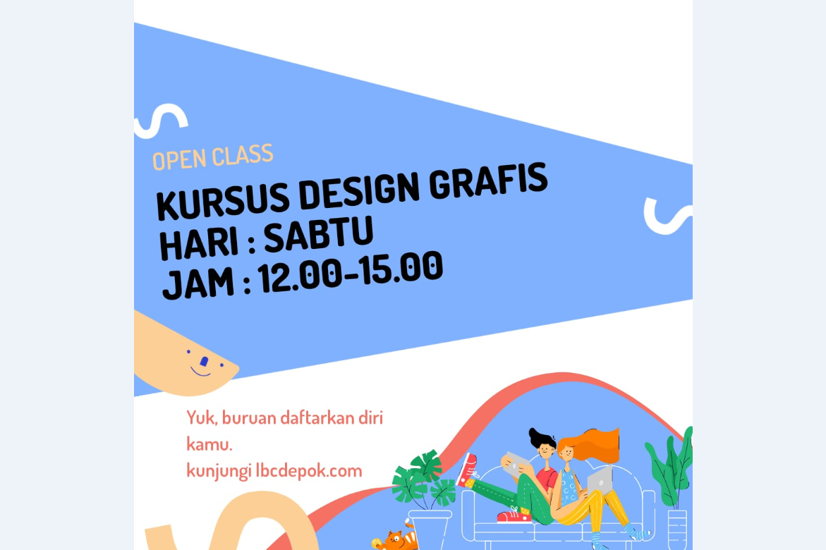 Kursus Design Grafis Di Depok