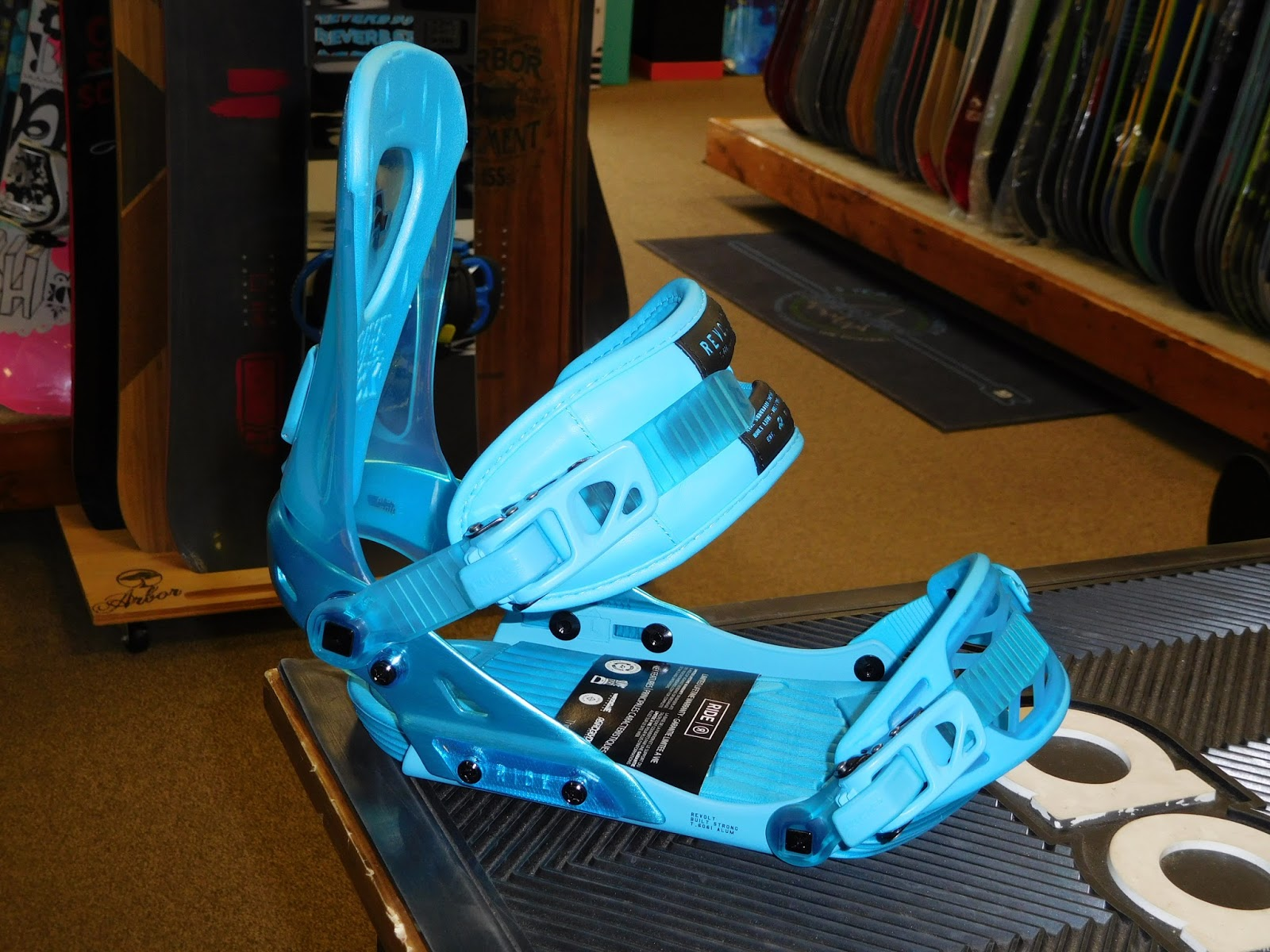 233283758aa Alpine Ski Shop Daily Drops  Ride Revolt Snowboard Bindings for 2016 ...