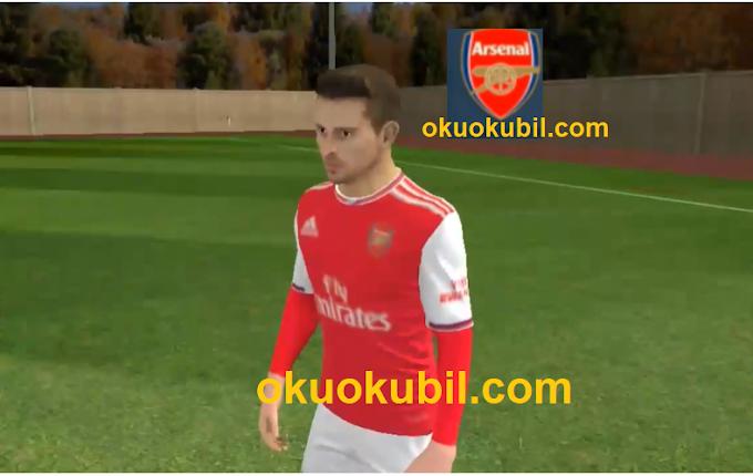 DLS19 Arsenal FC Yaması İndir Formalar-Transferler, Aubameyang, Hileli – Hilesiz İndir