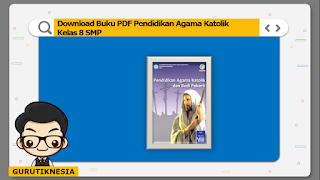 download ebook pdf buku digital pendidikan agama katolik kelas 8 smp
