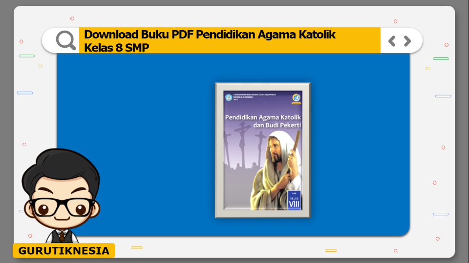 download  buku pdf pendidikan agama katolik kelas 8 smp