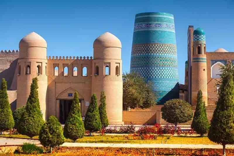 Center of Khiva