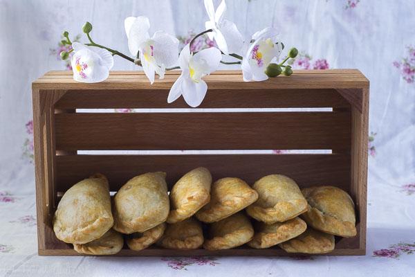 Empanadas argentinas al horno