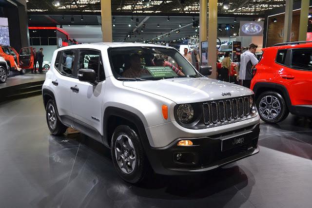 Jeep Renegade é líder em segurança entre os veículos nacionais