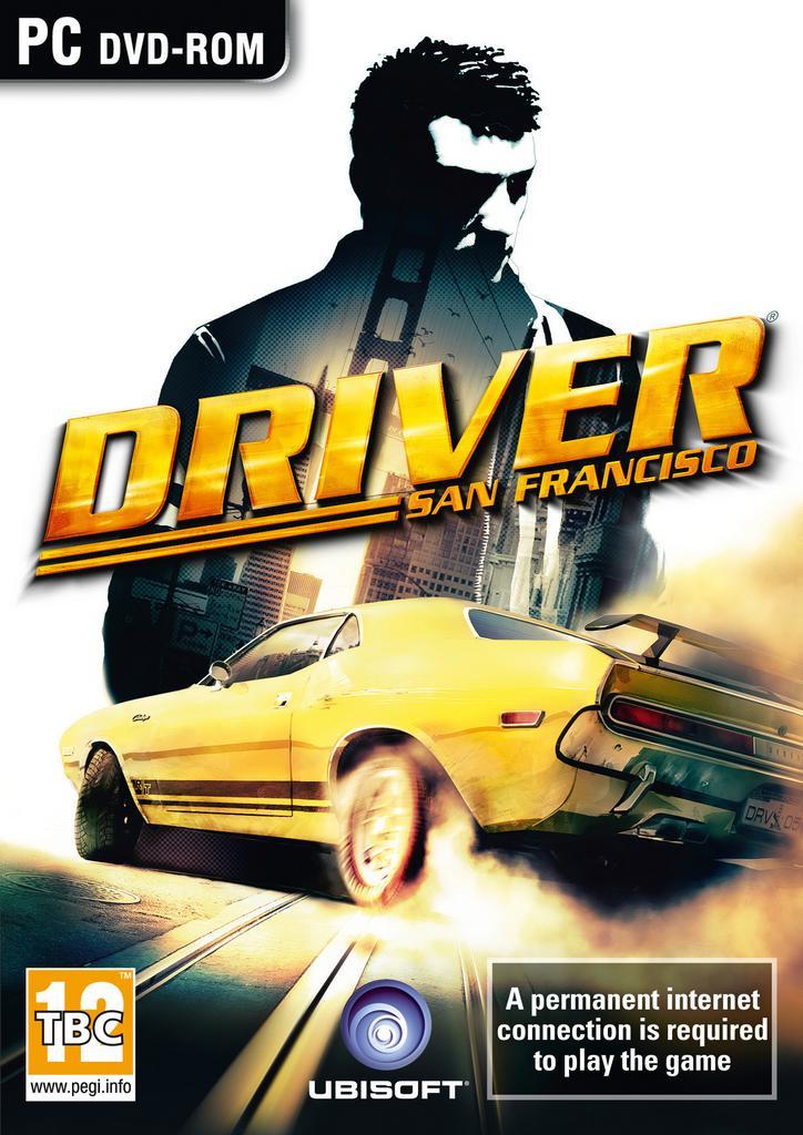 Driver San Francisco PC Game Crack Download Free Full Version