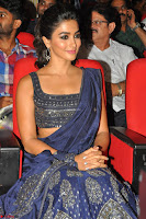 Pooja Hegde choli saree at DJ Duvvada Jaggannadham music launch ~  Exclusive 12.jpg