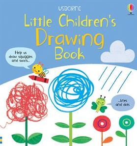Learning from Home with Usborne - Little Children's Drawing Book